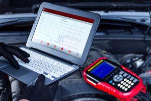 vehicle diagnostics naperville check engine light